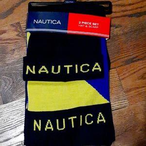 Nautica 2 piece gift set